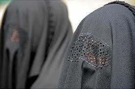 burqa black