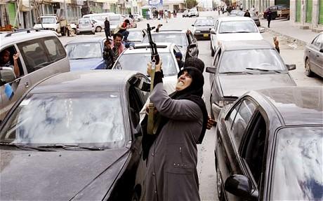 Les islamistes de l'opposition libyenne