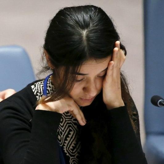 Nadia Murad, yezidi ex-esclave sexuelle de l'Etat islamique