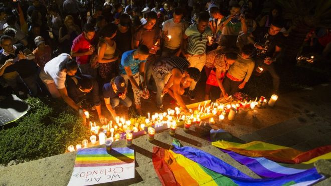 Orlando tribute