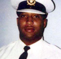 Cincinnati Police Officer Freddie Vincent in October 2001. (Photo: Cincinnati Police Department)