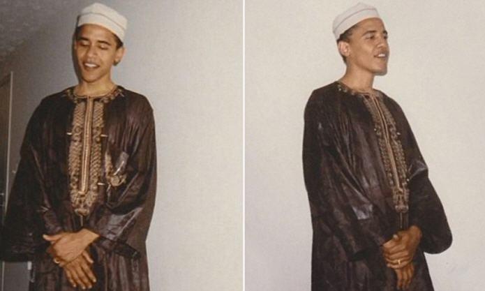 Musulman datant de l'Amérique