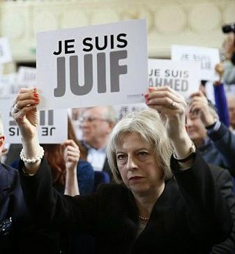 Après l'attentat contre l'épicerie Hypercasher de Paris