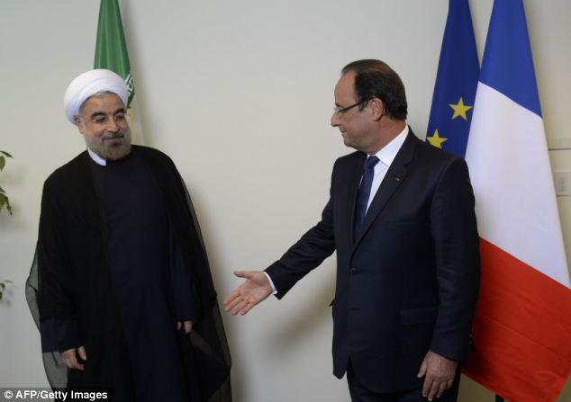 Iran terreur
