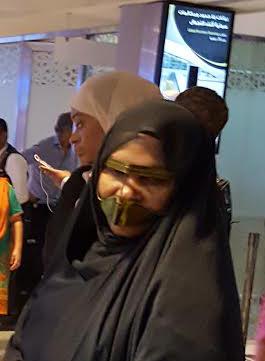 La burqa libère la femme