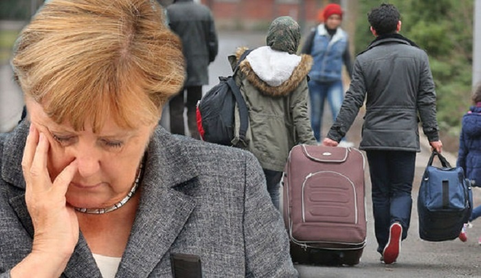 Merkel's guests