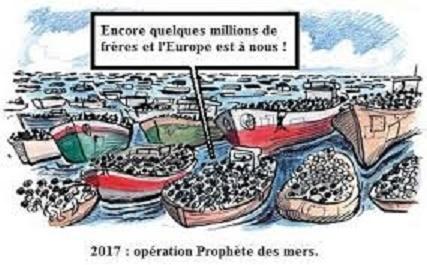 l'Europe est à nous