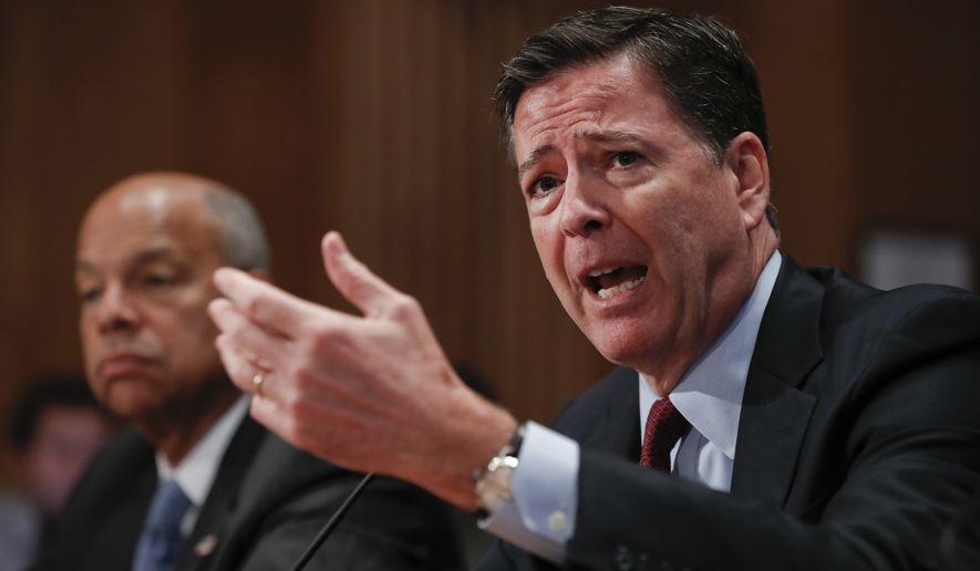 James Comey, directeur du FBI
