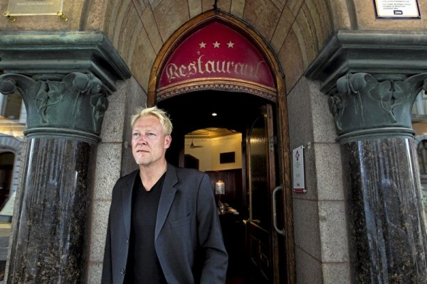 130620: Restaurant Sture. Anders Vendel