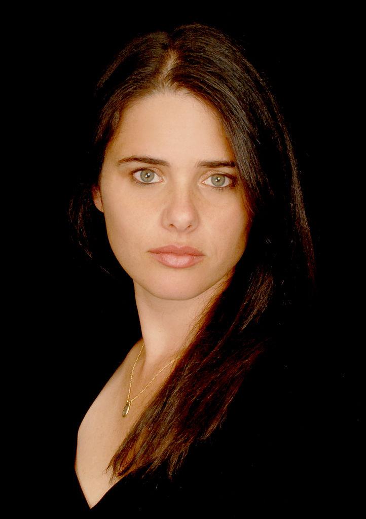 Ayelet Shaked, ministre de la Justice