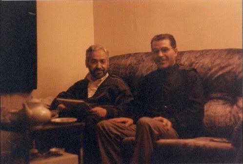 Mezri Haddad et Rashid Al-Ganushi