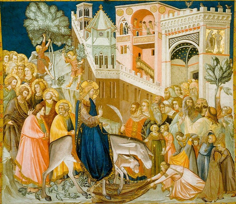 La vie éternelle en Jésus-Christ Entre%CC%81e-de-Je%CC%81sus-a%CC%80-Je%CC%81rusalem