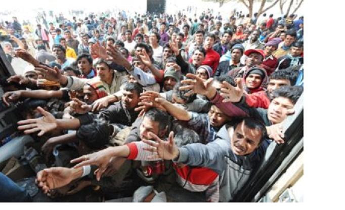 Allemagne: 75% des migrants seront chômeurs de longue durée et allocataires sociaux à vie