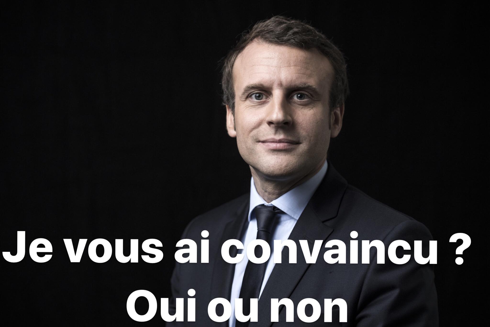 Emmanuel Macron, candidat d'En marche ! à l'élection présidentielle 2017 / ERIC FEFERBERG/AFP
