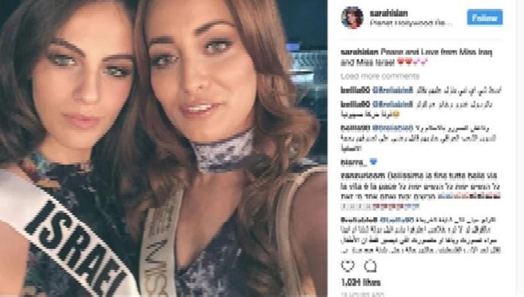 https://www.dreuz.info/wp-content/uploads/2017/11/Miss-Israel-Miss-Irak.jpg