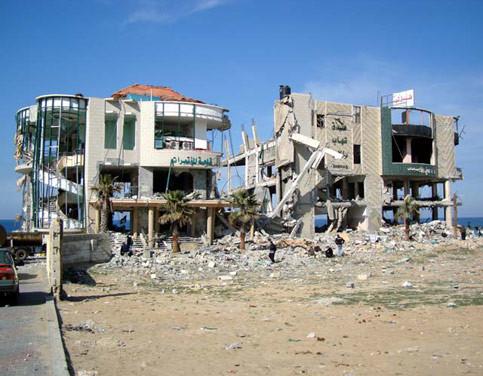 Des photos de Gaza si dures que même France télévision n'ose pas vous les montrer