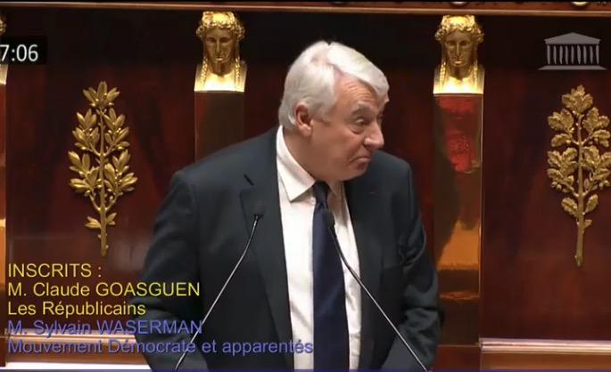 Puissante intervention de Claude Goasguen à l Assemblée nationale 1eb95de59d1