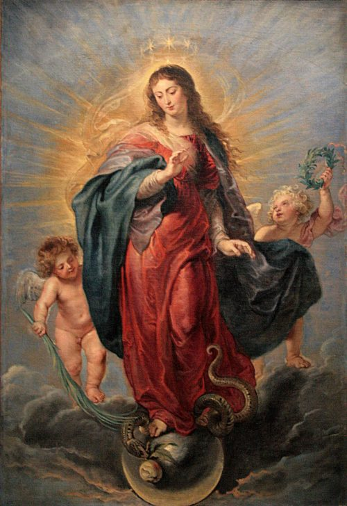 Marie, mère du Christ 1200px-0_LImmacul%C3%A9e_Conception_-_P.P._Rubens_-_Prado_-_P1627_-_2-500x728