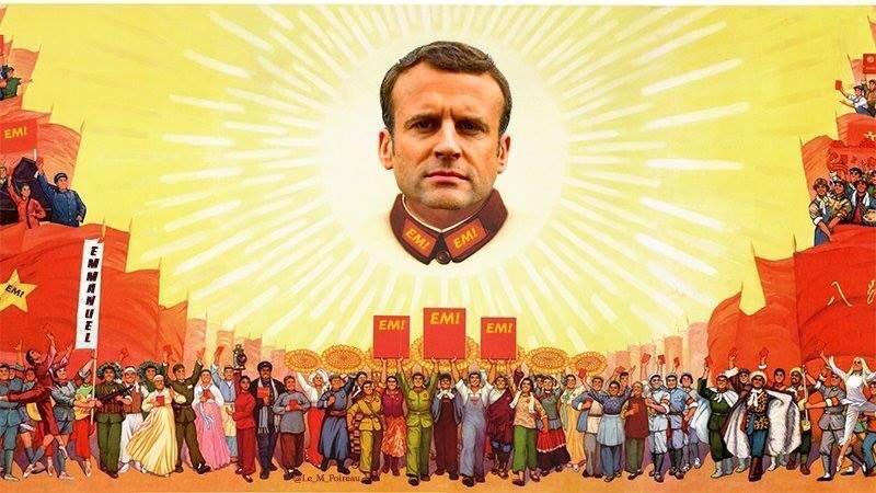 Lettre Ouverte Au Président Macron Espace Détente Poésie