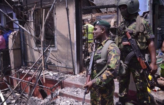 Flambée d'attaques anti-musulmanes au Sri Lanka
