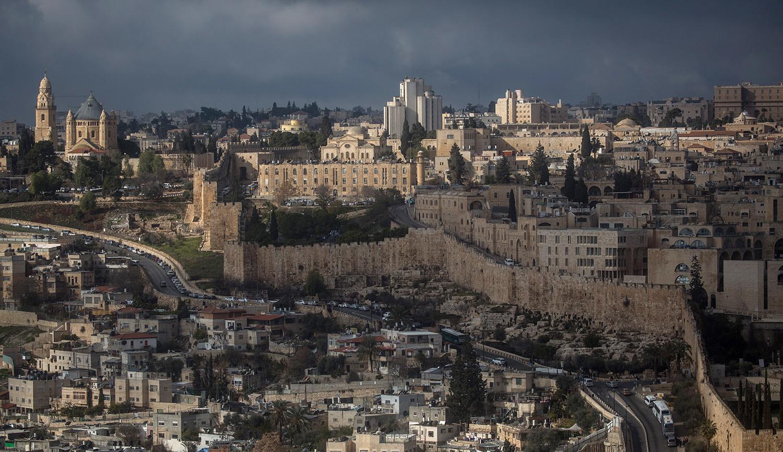 The Mirage of an International Jerusalem