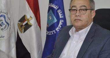 Professeur Dr. Ebadi El-Kady, Doyen de la Faculté de médecine dentaire, Université du Canal de Suez - Oct. 2019.
