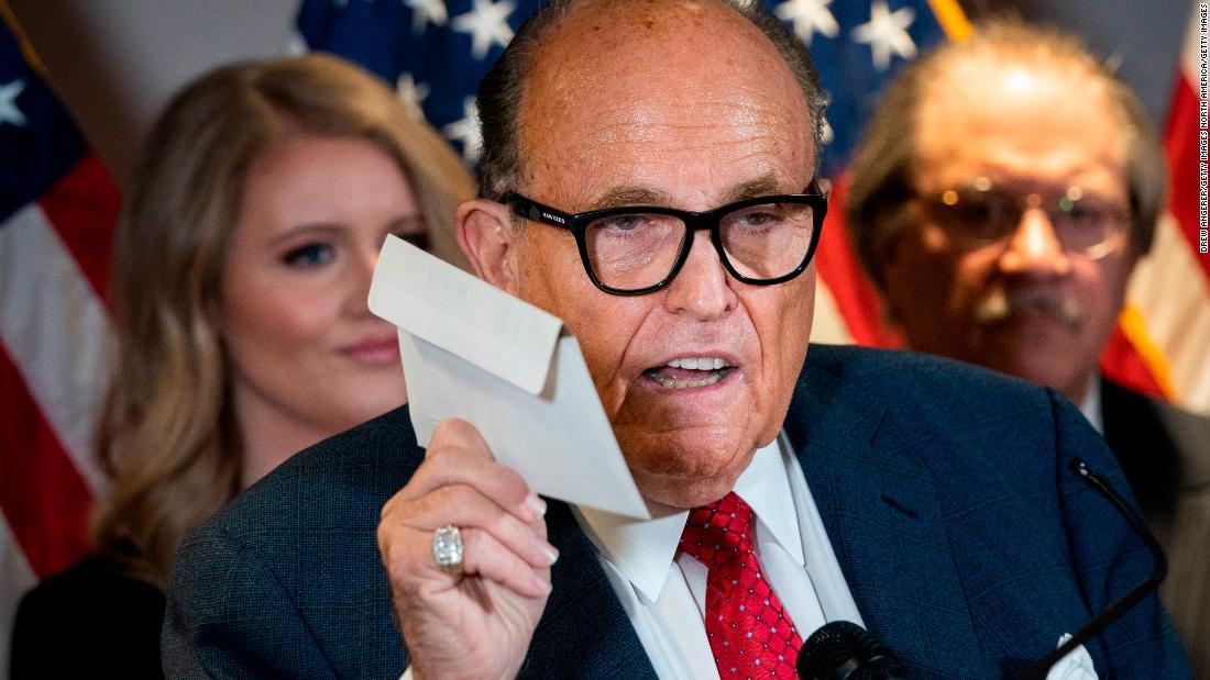 Conférence de presse : comment ses avocats vont faire gagner Trump