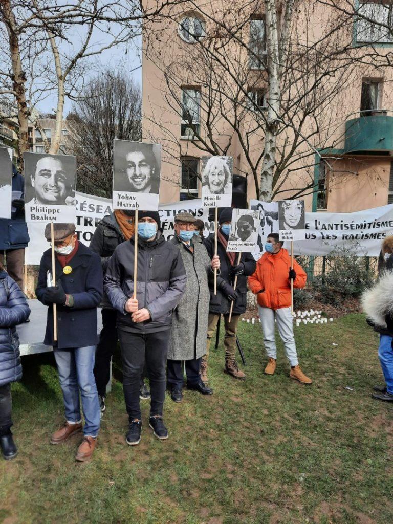Honteuse récupération de la mort de Ilan Halimi par l'extrême gauche